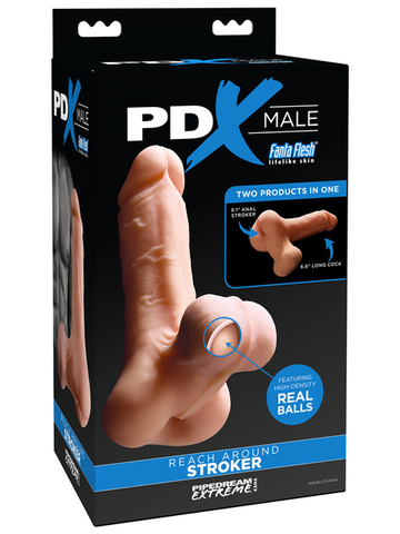 PDX MALE - REACH AROUND STROKER