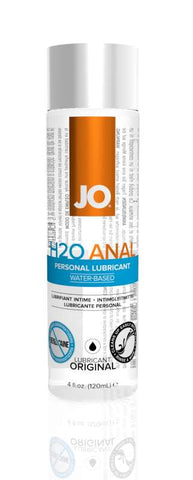H2O ANAL by SYSTEM JO