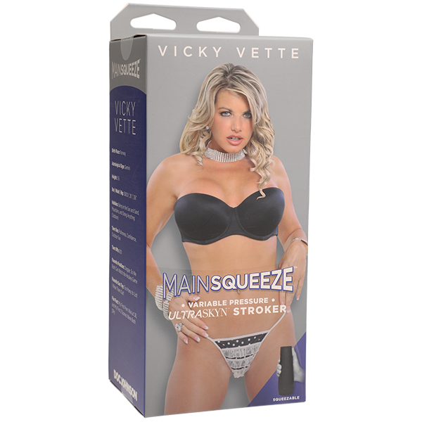 MAIN SQUEEZE - VICKY VETTE