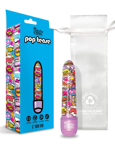 PRINTS CHARMING POP TEASE 5 INCH VIBE BOINK