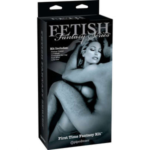FETISH FANTASY FIRST TIME FANTASY KIT by PIPEDREAM