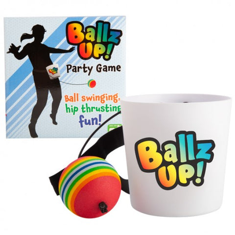 BALLS UP PARTY GAME