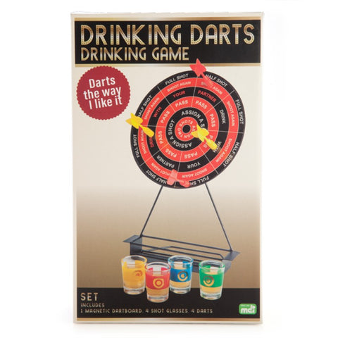 DARTS DRINKING GAME