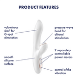 SATISFYER - PRO GSPOT RABBIT