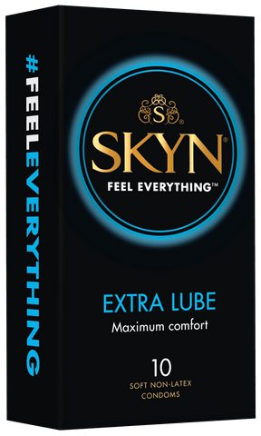 SKYN - EXTRA LUBE - 10PK