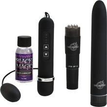 Load image into Gallery viewer, BLACK MAGIC PLEASURE KIT