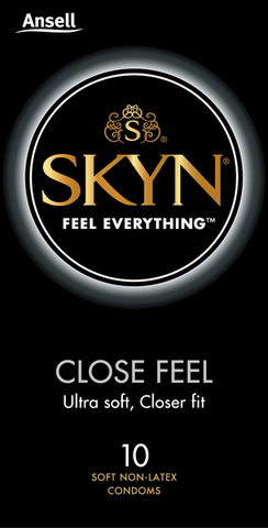 SKYN - CLOSE FEEL - 10PK