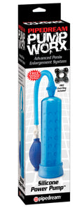 PUMP WORX - SILICONE POWER PUMP by PIPEDREAM