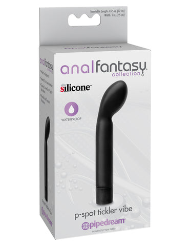 ANAL FANTASY COLLECTION - P-SPOT TICKLER
