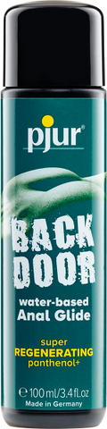 BACK DOOR PANTHENOL WATER BASED ANAL GLIDE by PJUR