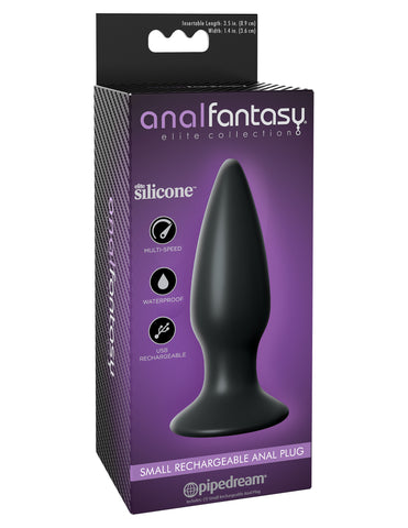 ANAL FANTASY ELITE - RECHARGEABLE ANAL PLUG