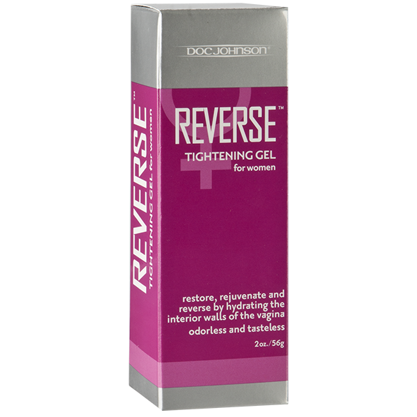 DOC JOHNSON REVERSE TIGHTENING GEL