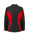 Firstar Arena Team Hockey Jersey (Black/Red)