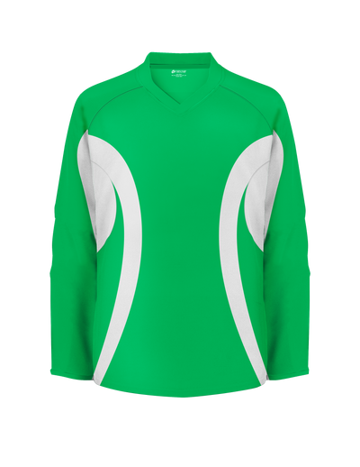 Firstar Arena Team Hockey Jersey (Kelly Green/White)