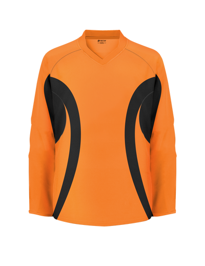 Firstar Arena Team Hockey Jersey (Orange/Black)