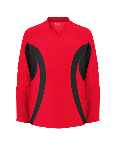 Firstar Arena Team Hockey Jersey (Red/Black)
