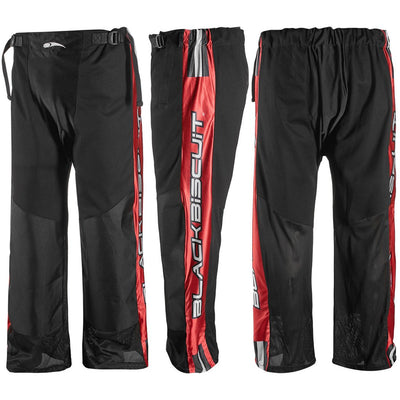 Black Biscuit Playa Senior Inline Hockey Pants