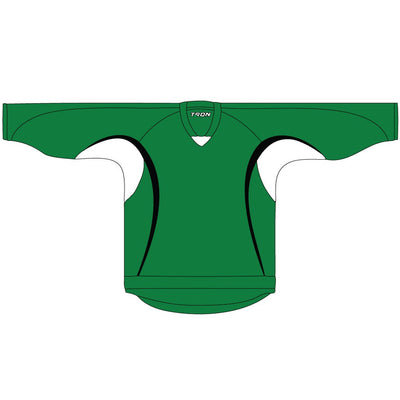 TronX DJ200 Team Hockey Jersey - Kelly Green