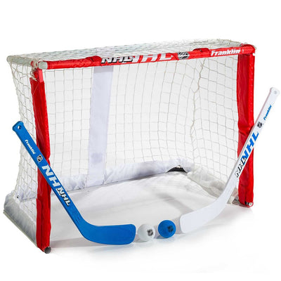 Franklin NHL Mini Fold-N.Go Hockey Goal Set