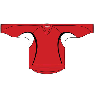 TronX DJ200 Team Hockey Jersey - Red