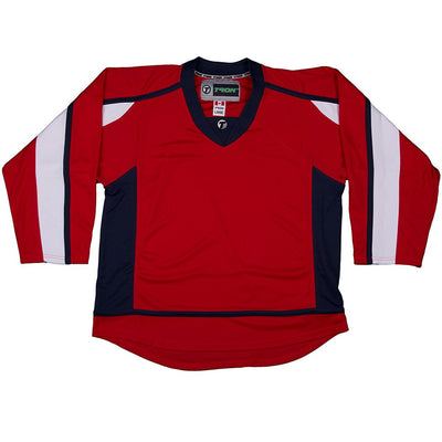 Washington Capitals Hockey Jersey - TronX DJ300 Replica Gamewear