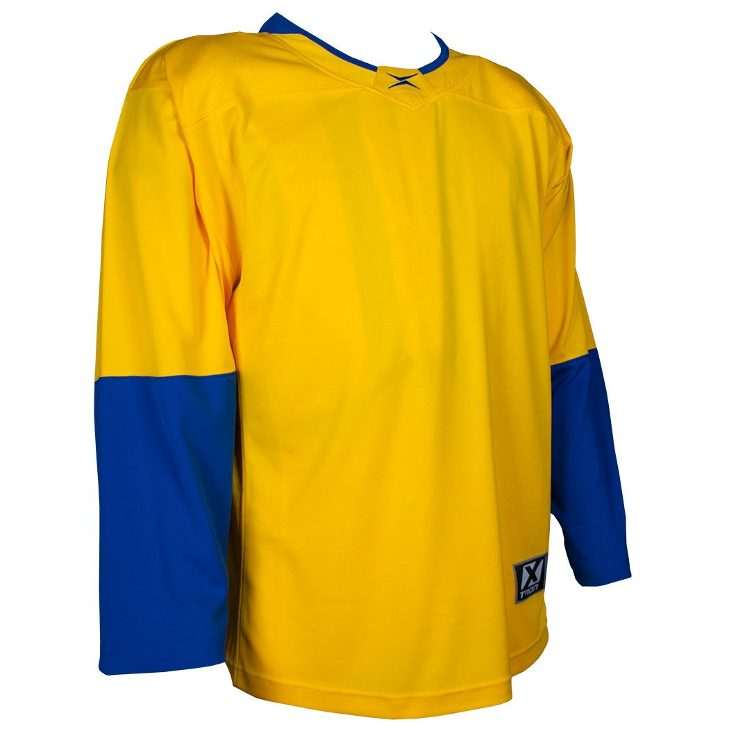 sweden world cup of hockey jersey