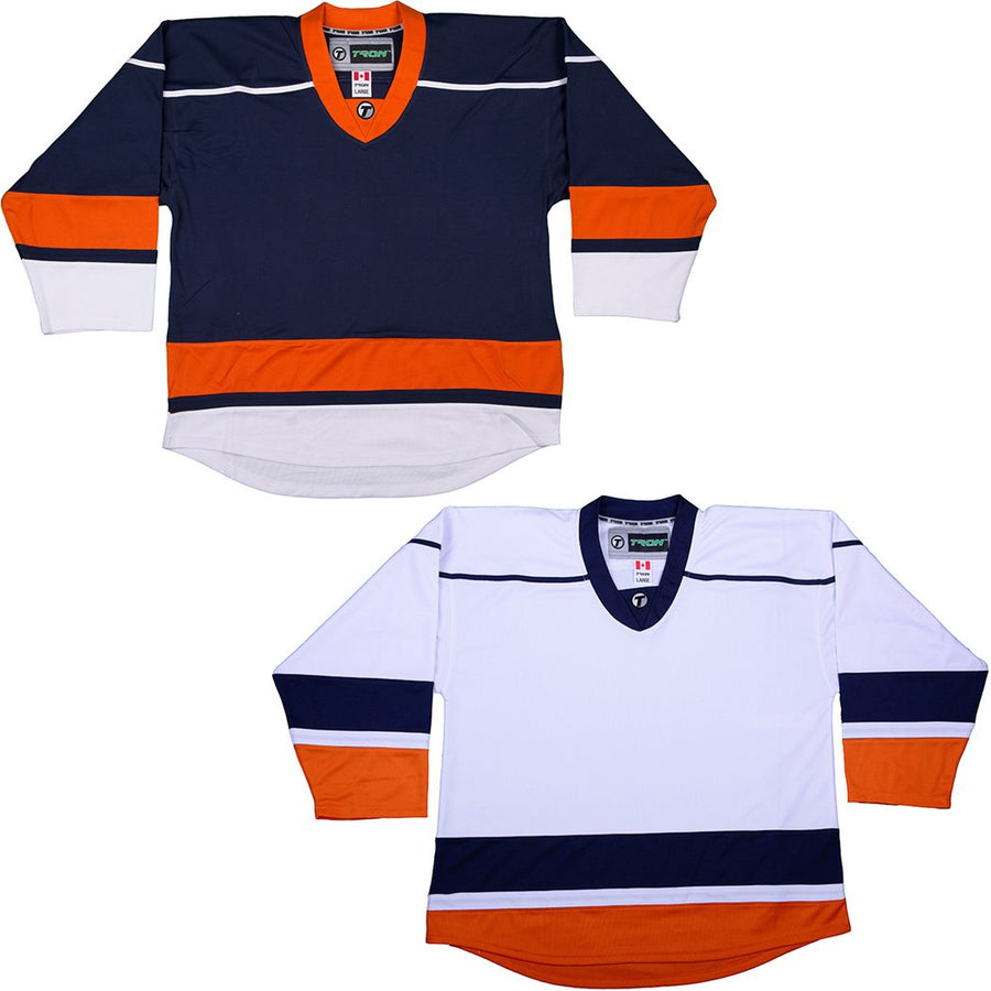 New York Islanders Hockey Jersey - TronX DJ300 Replica Gamewear 4a4f42e67