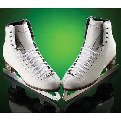 Riedell 33 Diamond Girls Figure Skates With Capri Blade