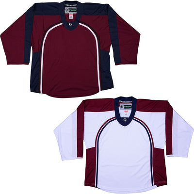 Colorado Avalanche Hockey Jersey - TronX DJ300 Replica Gamewear