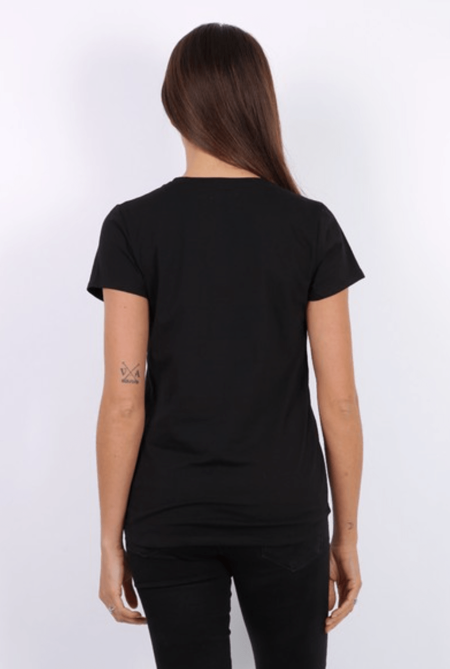 Tee shirt noir basic