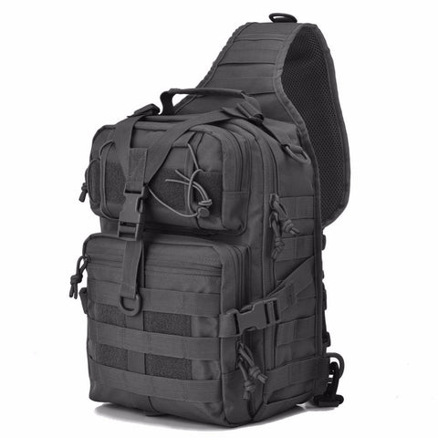Military Tactical Assault Pack Sling Backpack