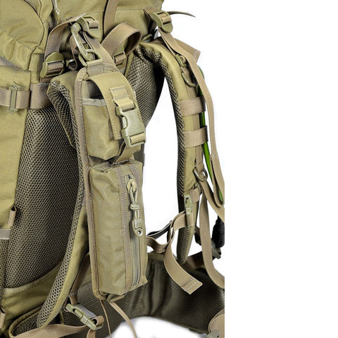 Tactical Shoulder Strap Sundries Bags for Backpack
