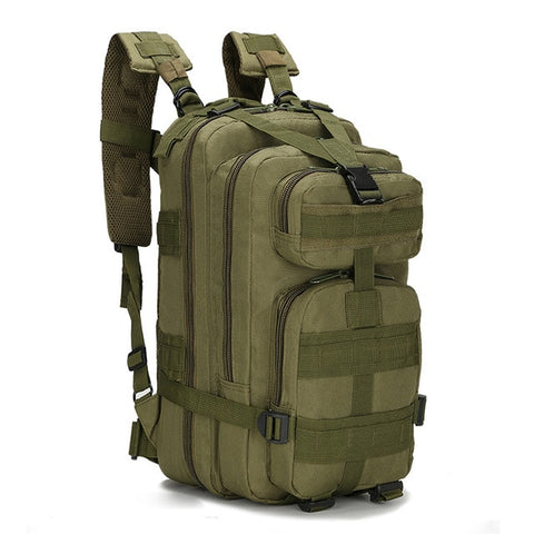3P Outdoor Military Tactical Backpack 30L Molle Bag