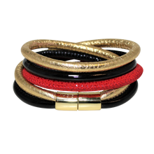 Load image into Gallery viewer, Italian Wrap Leather Bracelets With Magnetic Clasp - DIDAJ