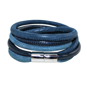 Italian Wrap Leather Bracelets With Magnetic Clasp - DIDAJ