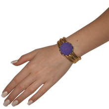 Load image into Gallery viewer, Italian Wrap Leather Bracelet With Stingray Connector - DIDAJ