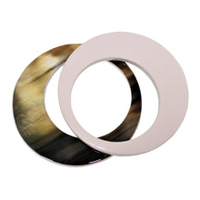 Load image into Gallery viewer, 3 Shapes Buffalo Horn Bracelet In Lacquer Color - DIDAJ