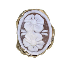 Load image into Gallery viewer, Italian Cameo Ring - DIDAJ