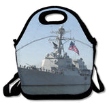 Accessories American Flag Lunch Bags
