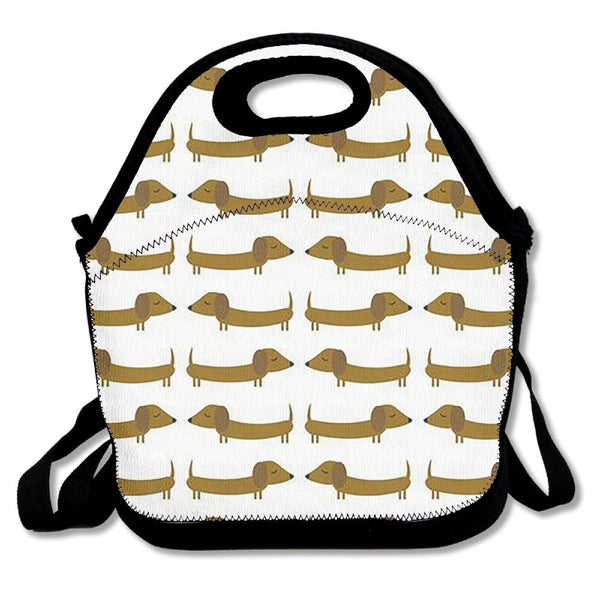 Accessories Dachshund Lunch Bags