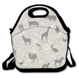 Accessories Animals Lunch Bags