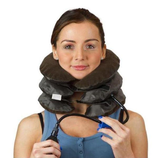 Air Neck Therapy  - Relieve Pressure, Reduce Headaches, Improve Posture, Sleep Better