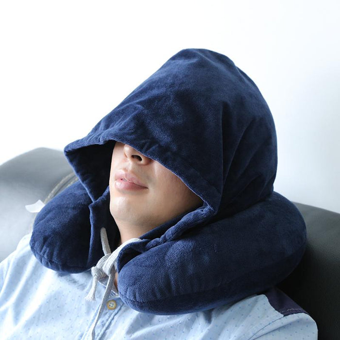 COMFORTABLE HOODIE PILLOW