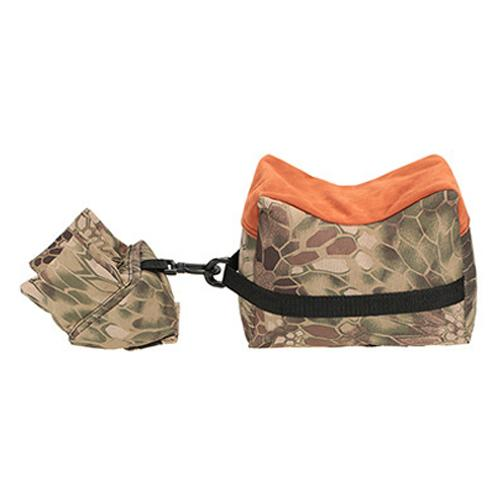 FRONT AND REAR SANDBAG STAND HOLDERS FOR GUN/RIFLE