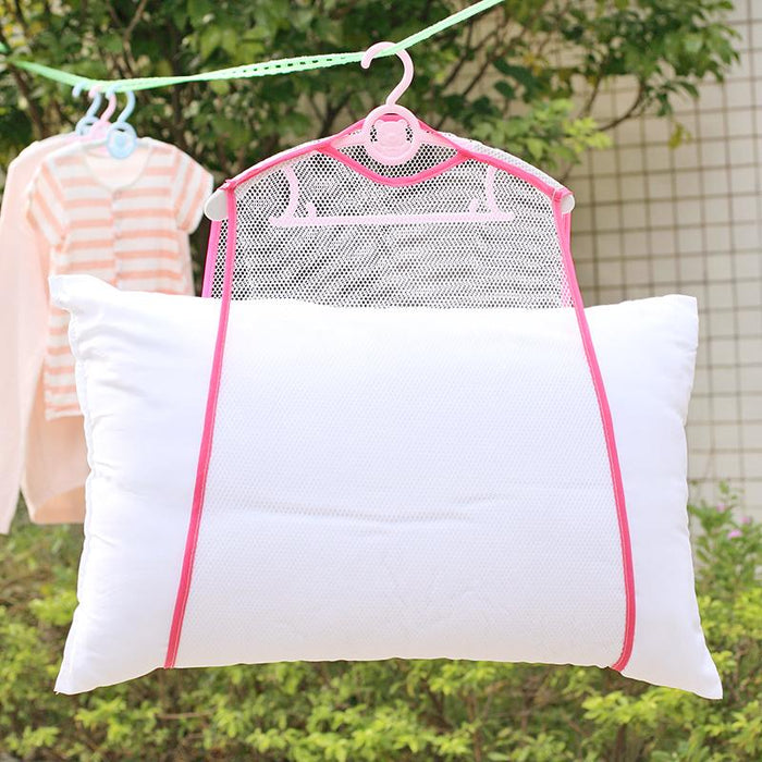 PILLOW DRYER HANGING RACK
