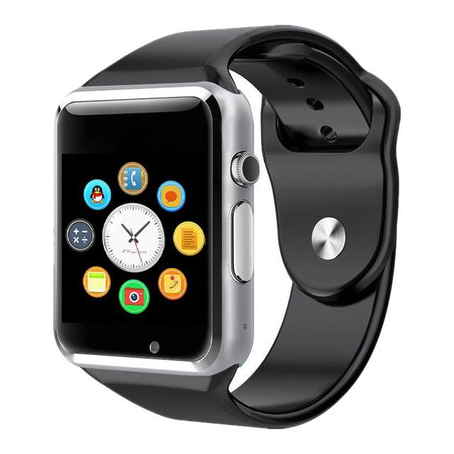 GETIHU A1 SMART WATCH BLUETOOTH DIGITAL SPORTS WATCH FOR APPLE OR ANDROID