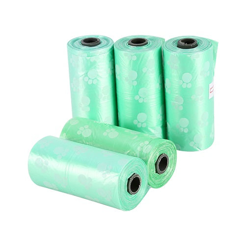 10 Rolls/150 Pcs Degradable Pet Dog Waste Poop Bag
