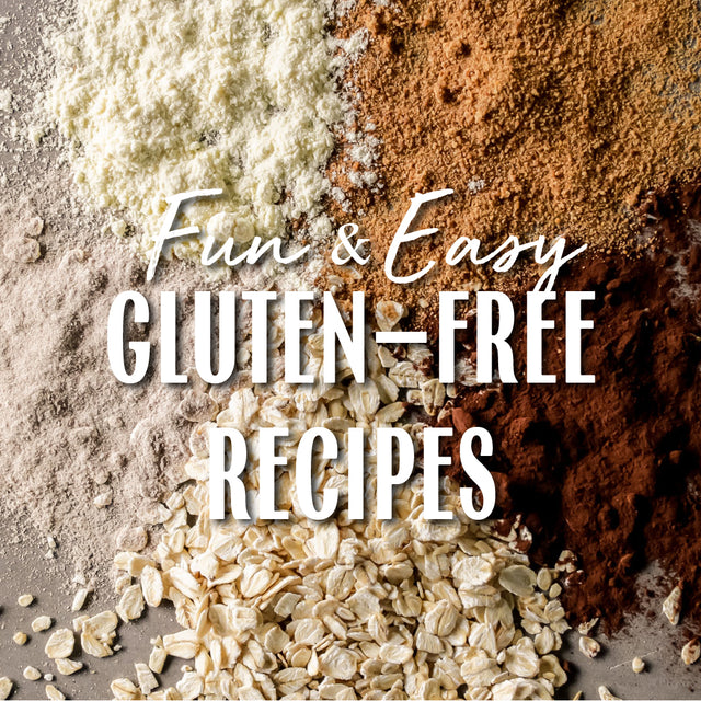 Fun and Easy Gluten-Free Recipes