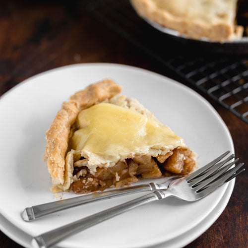 Gluten-Free Soy-Free Nut-Free Roasted Apple Pie