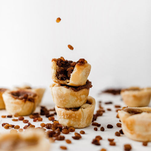 Traditional Raisin Buttertarts